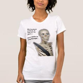 T-shirt gracie de ceinture de sécurité