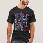 T-shirt Graffiti américain
