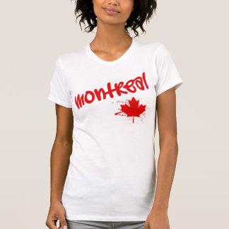 T-shirt Graffiti de Montréal