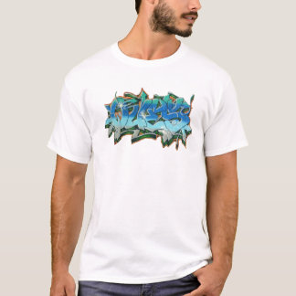 T-SHIRT GRAFFITI DE QUES