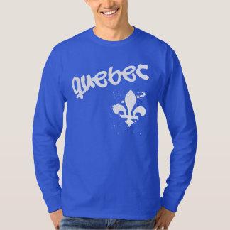 T-shirt Graffiti du Québec