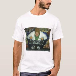 T-shirt graffiti et airs