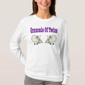 T-shirt Grammie des JUMEAUX