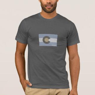 T-shirt Granby, le Colorado - asphalte
