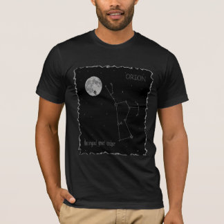 T-shirt Grand archer d'Orion dans le ciel
