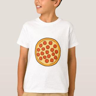 T-shirt Grand art entier de dessin de pizza de pizza de