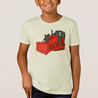 T-Shirt Grand bouteur rouge