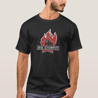 T-shirt Grand Chimpin