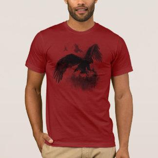 T-shirt Grand croquis d'Eagles