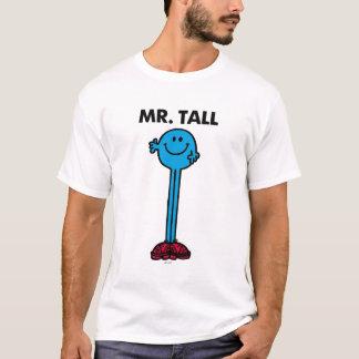 T-shirt Grand debout de M. Tall |