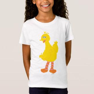 T-Shirt Grand graphique d'oiseau