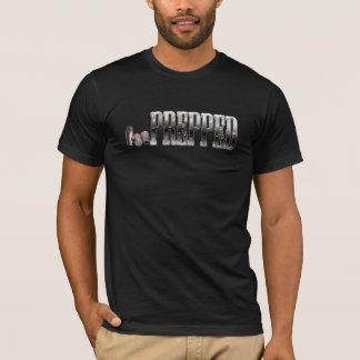 T-shirt - Grand joint - monnaie fiduciaire préparée