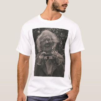T-shirt Grand-maman avec son Hawkeye