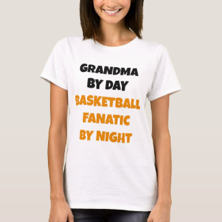 T-shirt Grand-maman d'amant de basket-ball