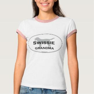 T-shirt Grand-maman de Swissie