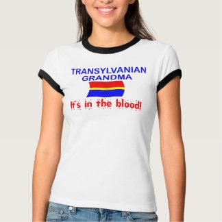 T-shirt Grand-maman de Transylvanian - sang