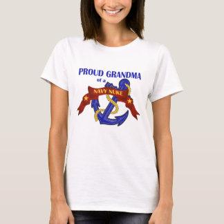 T-shirt Grand-maman d'une arme nucléaire de marine