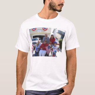 T-shirt Grand-maman et Granpa 4 juillet
