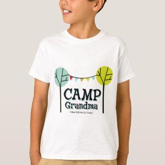 T-shirt Grand-maman Penants de camp