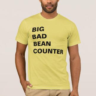 T-shirt Grand mauvais compteur d'haricot - fonction drôle