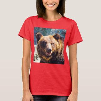 T-shirt Grand ours de Brown