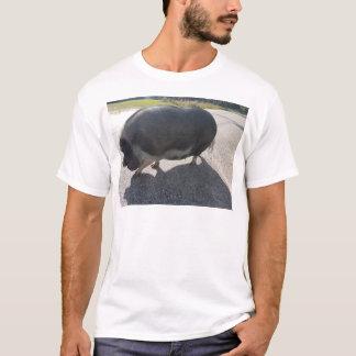 T-shirt Grand porc