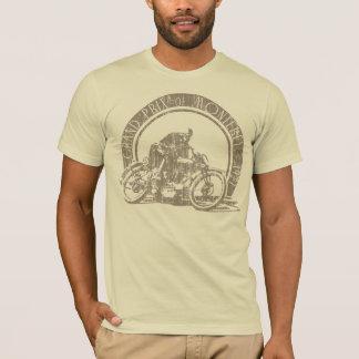 T-shirt Grand prix de Monterey (cru)