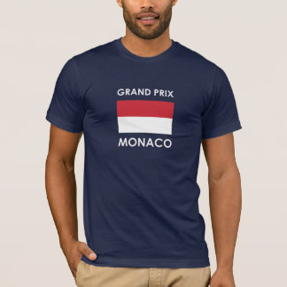T-shirt Grand prix Monaco