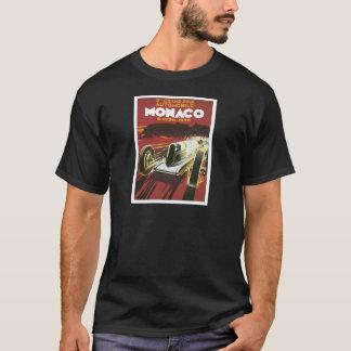 T-shirt Grand prix vintage Monaco
