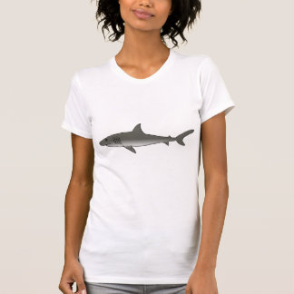 T-shirt Grand requin blanc
