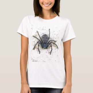 T-shirt Grande araignée femelle de chasseur,
