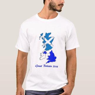 T-shirt Grande-Bretagne 2014