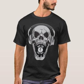 T-shirt Grande chemise de crâne