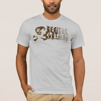 T-shirt grande chemise de logo