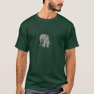 T-shirt Grande chemise d'éléphant de nez
