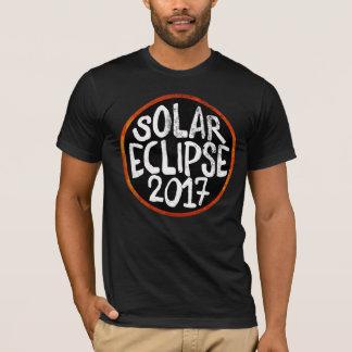 T-shirt Grande éclipse solaire totale 2017 le 21 août 2017