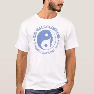 T-shirt Grande escalade de mur (Yosemite)