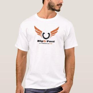 T-shirt Grande et rapide pièce en t de Clydesdale