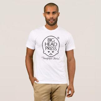 T-shirt Grande lumière principale T de presse