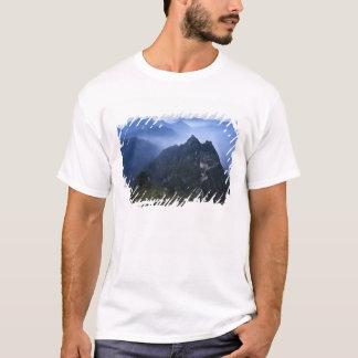 T-shirt Grande Muraille en brume de début de la matinée,