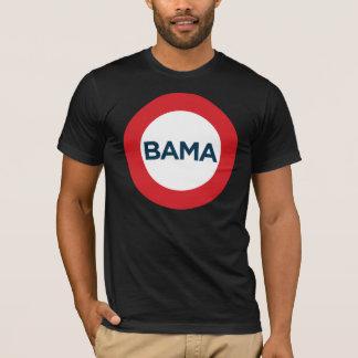 T-shirt Grande pièce en t d'Obama - rouge, blanc et bleu