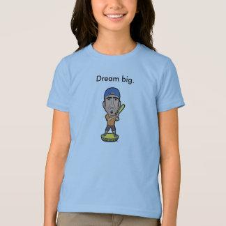T-shirt Grande pièce en t rêveuse d'enfants