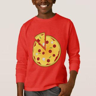 T-shirt Grande pizza délicieuse