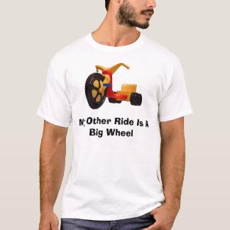T-shirt Grande roue