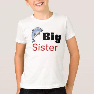 T-shirt Grande soeur (dauphin)