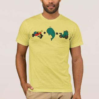 T-shirt Grandes baleines !