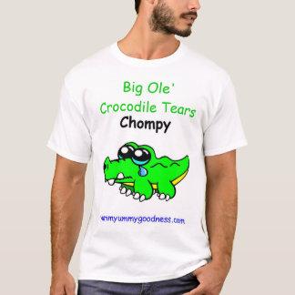T-shirt Grandes larmes de crocodile d'Ole