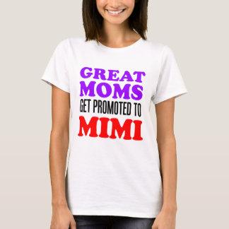 T-shirt Grandes mamans promues à Mimi