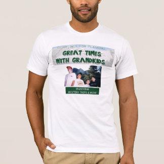 T-shirt Grandes périodes avec des Grandkids