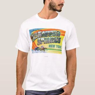 T-shirt Grandes scènes de lettre - salutations de